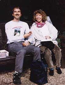 Paul and Galina Appleby
