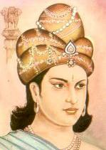 qualities of kingship in the edicts of ashoka Bindusara's son ashoka was the next of the mauryan kings  ashoka does not  dwell on the conquering of kalinga in his rock edicts that would otherwise.
