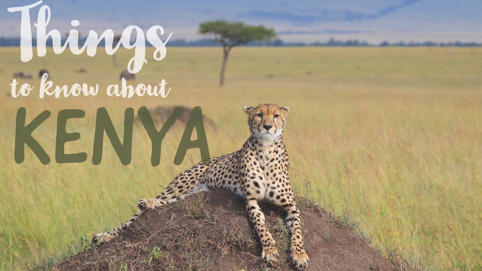 Travel in Kenya