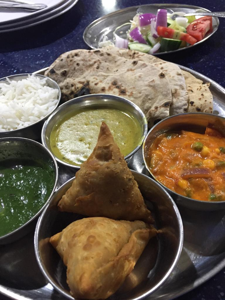 Indian Food - thali