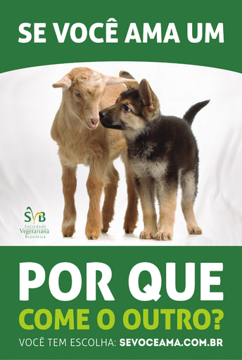 Meat Free Monday Campaign - Dog Goat ad 2014